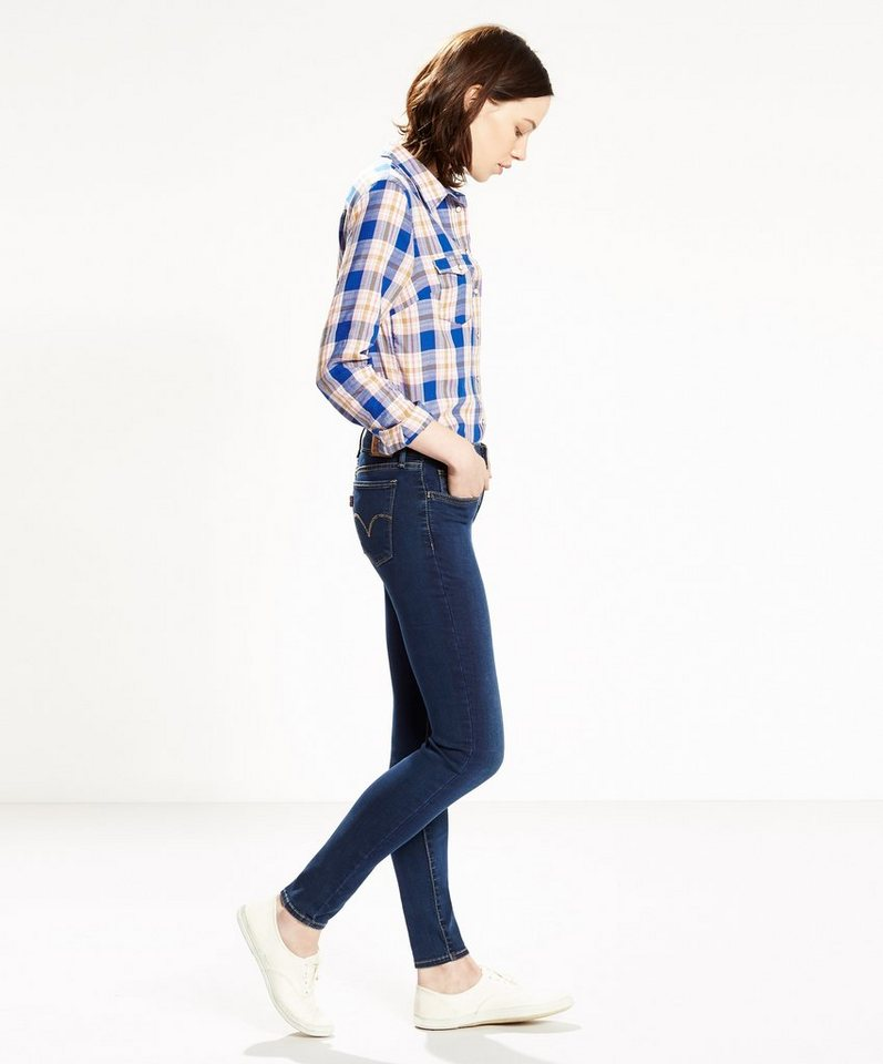 Levi's® Jeans »710 Innovation Super Skinny« in Head West