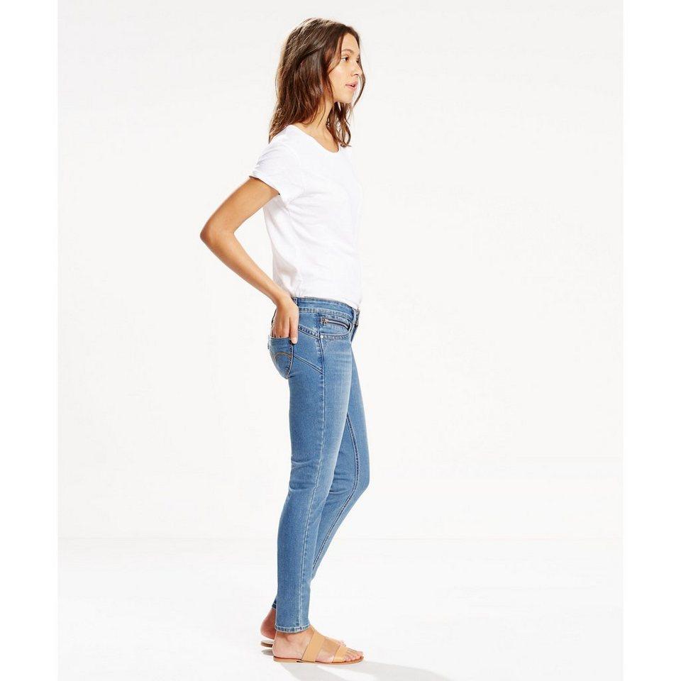 Levi's® Jeans »Revel Low DC Skinny« in Warm Sky