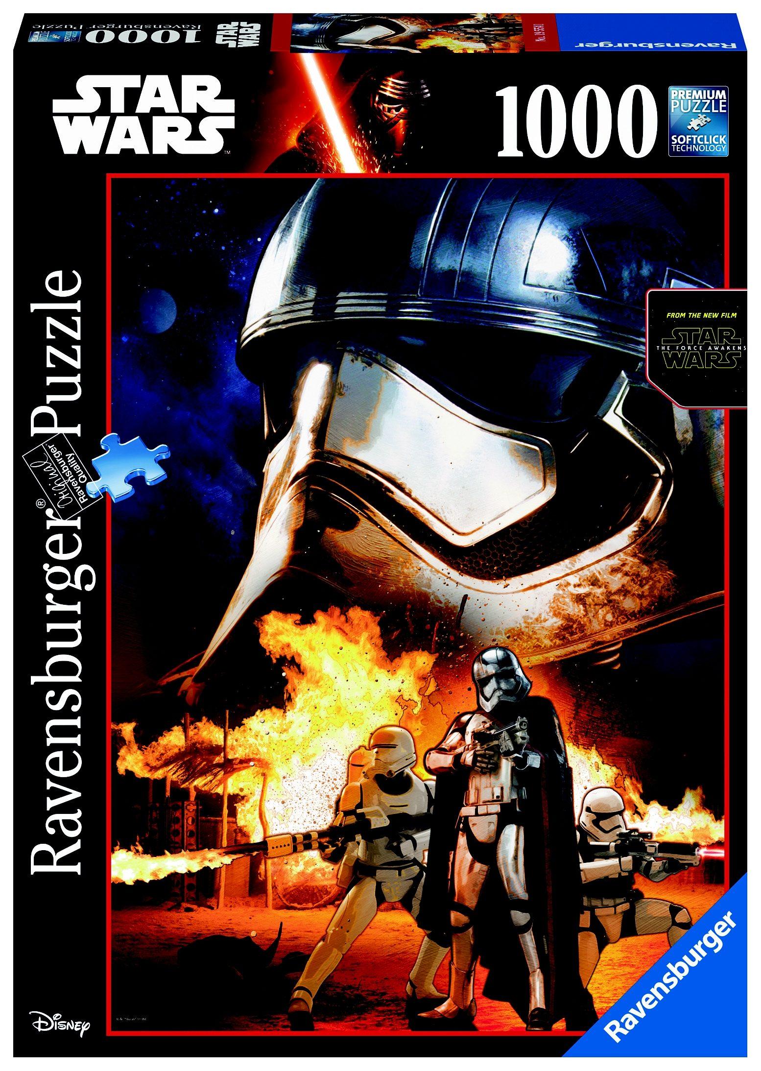 Ravensburger Puzzle 1000 Teile, »Disney´s Star Wars - Militär des Galaktischen Imperiums«