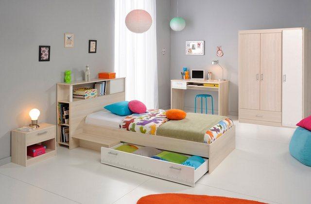 Komplettzimmer - Parisot Jugendzimmer Set »Charly«, (Set, 6 St)  - Onlineshop OTTO