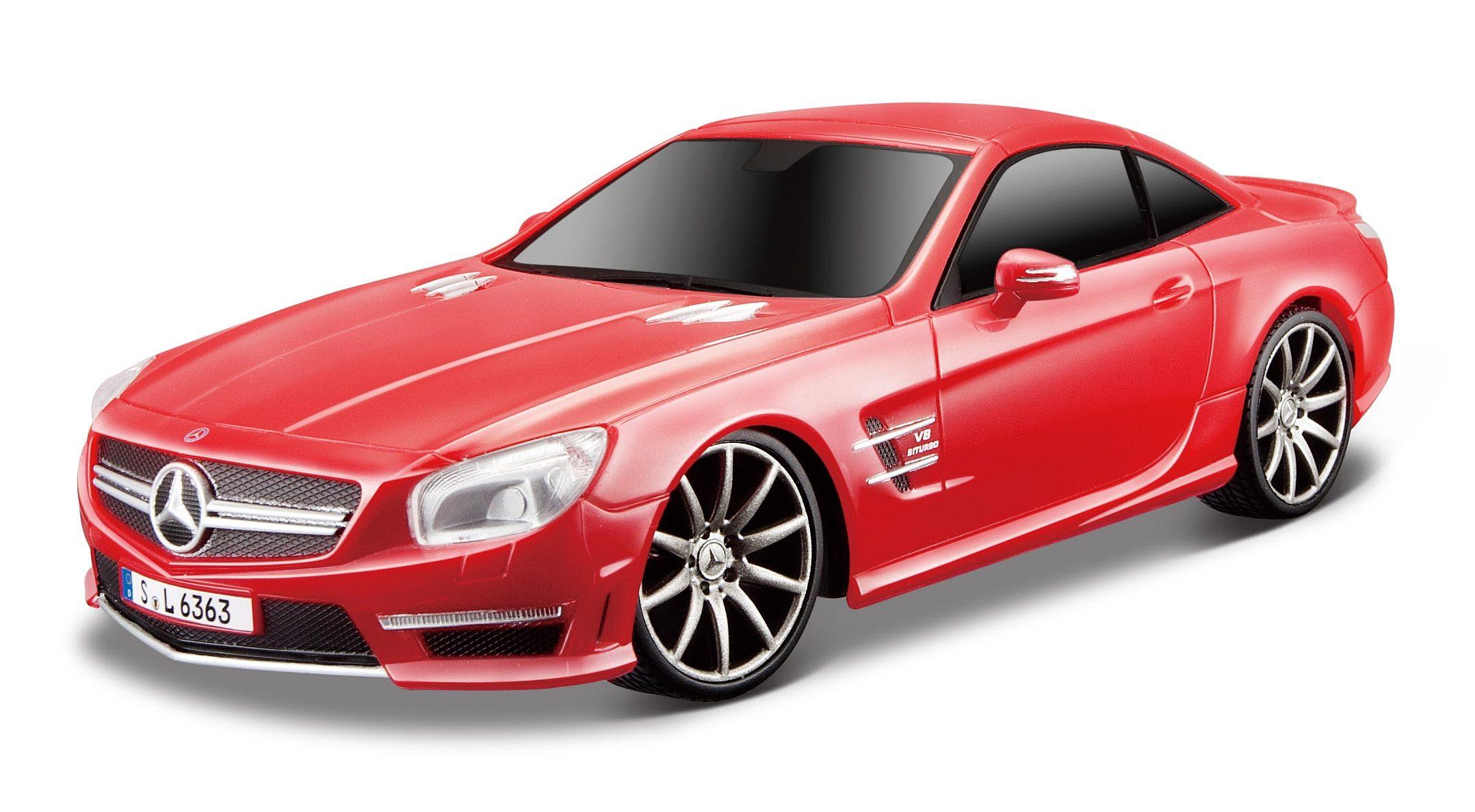 Maisto Tech® RC-Fahrzeug, »Mercedes SL AMG 63«