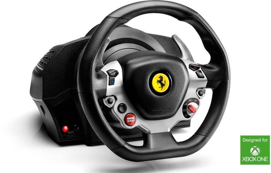 Thrustmaster Lenkrad TX Racing Wheel Ferrari 458 Italia Edition »XBox One PC«