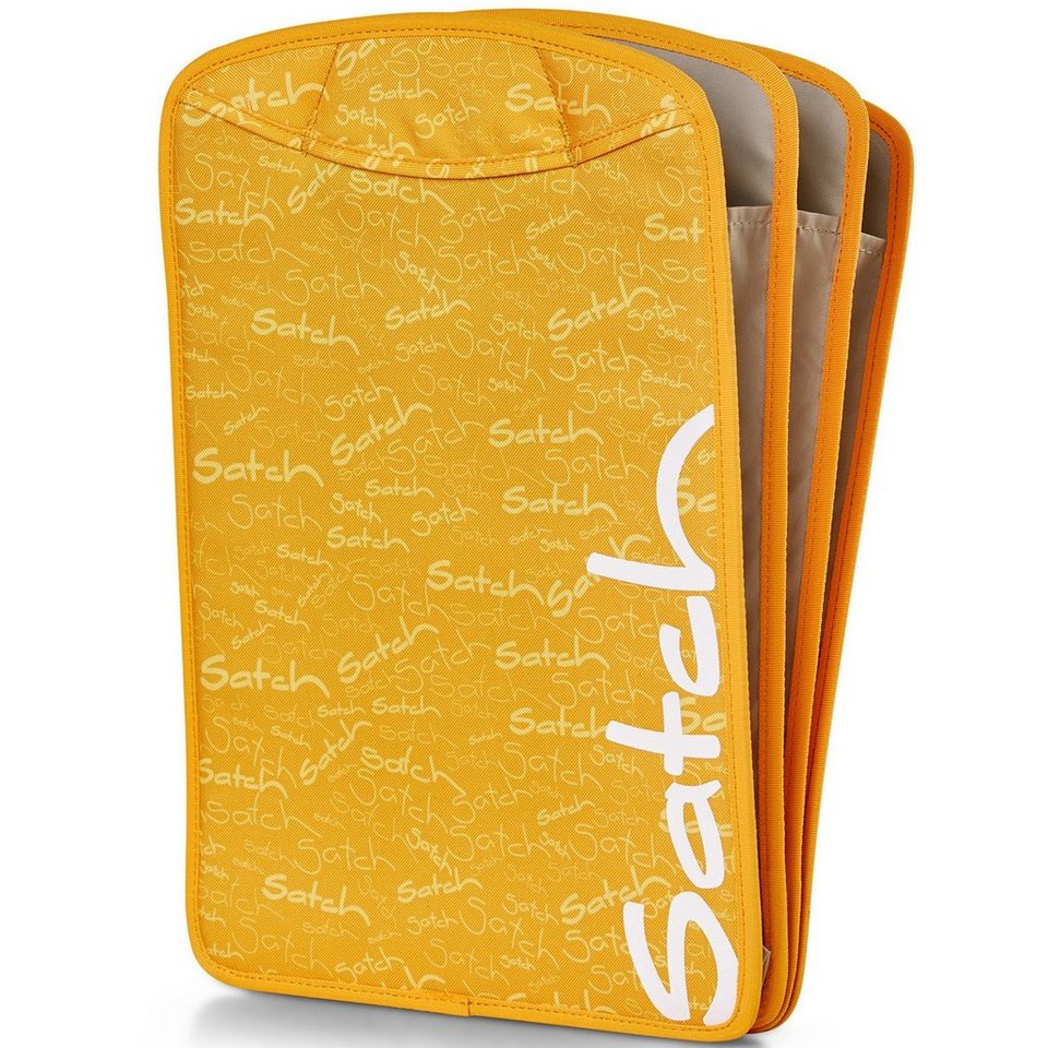 Satch Heftbox II TripleFlex A4 24 cm in orange