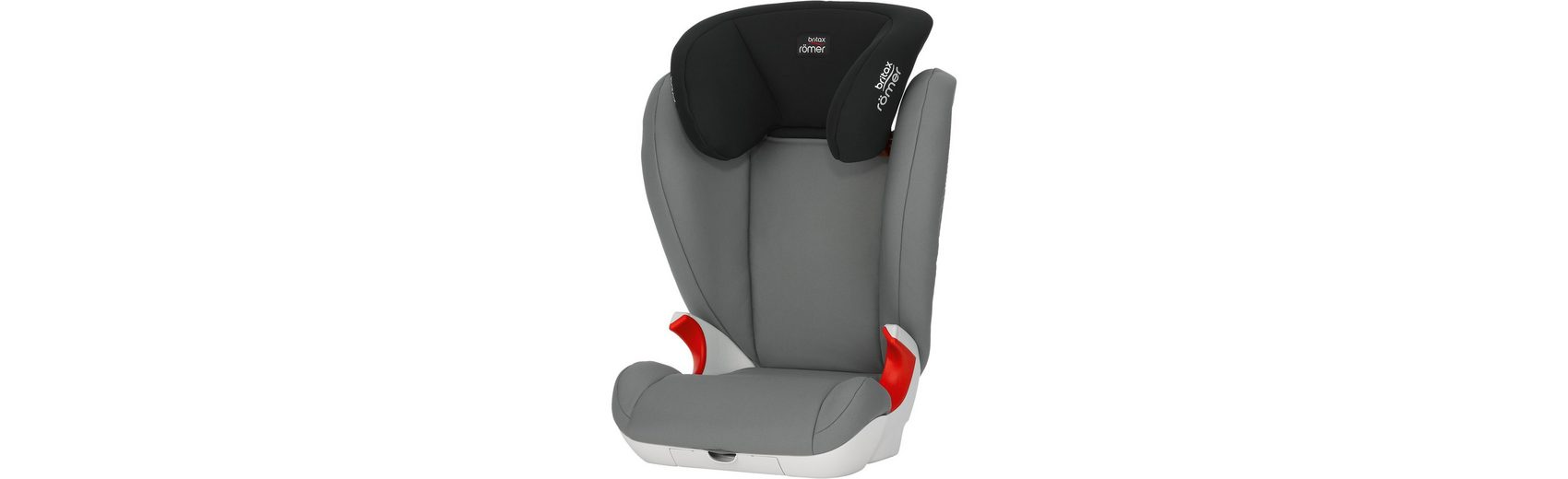 Britax Römer Auto-Kindersitz Kid II, Steel Grey, 2016