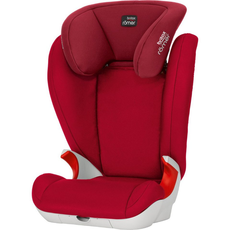 Britax Römer Auto-Kindersitz Kid II, Flame Red, 2016 in rot