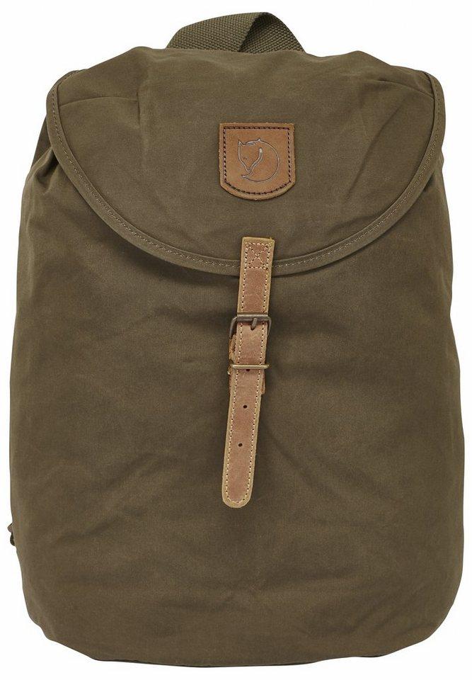 Fjällräven Sport- und Freizeittasche »Greenland Backpack Small« in oliv
