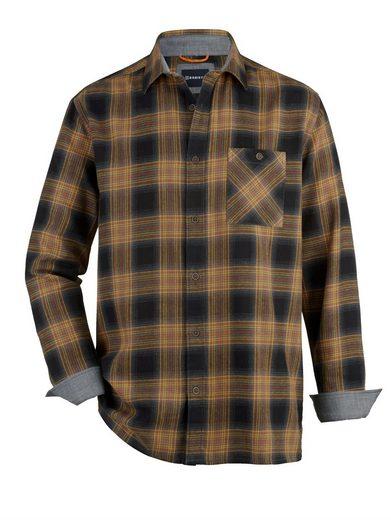 Schlussverkauf Babista Flanellhemd aus reiner Baumwolle