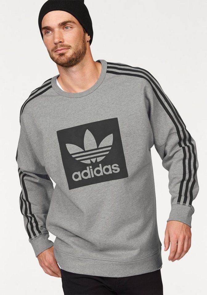 adidas Originals Sweatshirt in Meliert