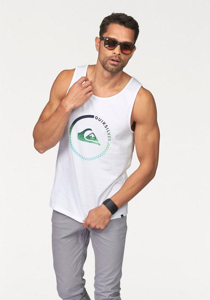 Quiksilver Muscleshirt in Weiß