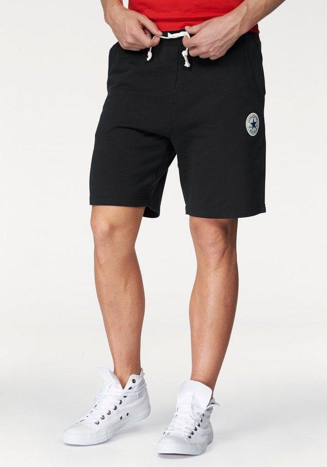 Converse Shorts in Schwarz