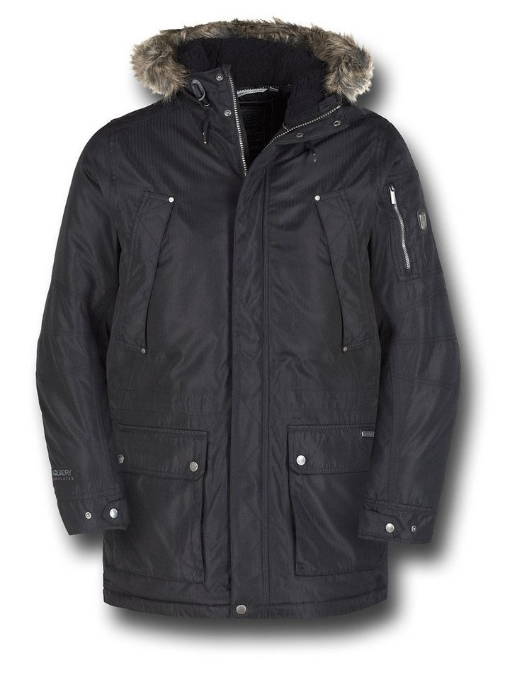 Craghoppers Modischer Funktions Parka »Leven « in Black Pepper