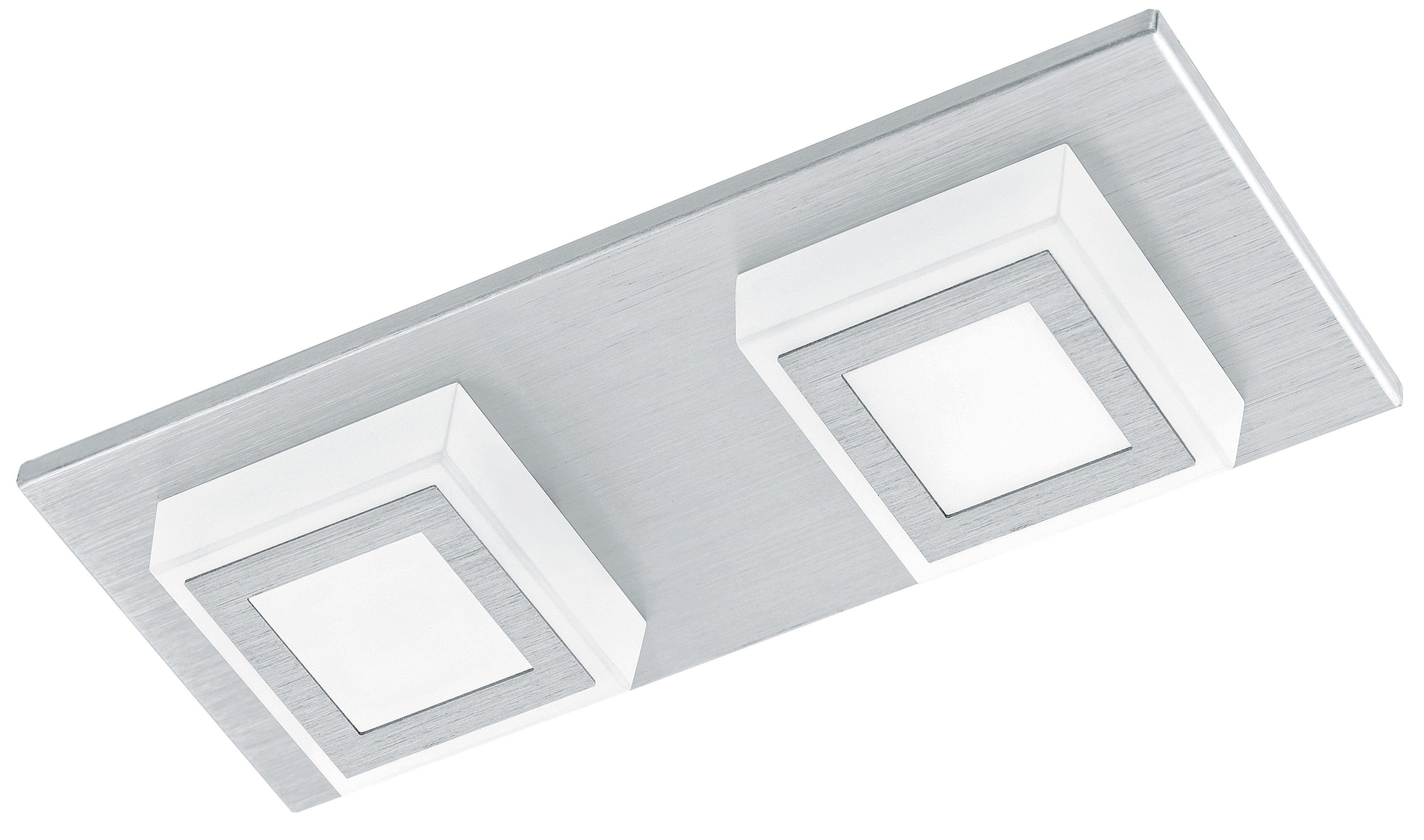 Eglo LED-Deckenleuchte, 2flg., »MASIANO«