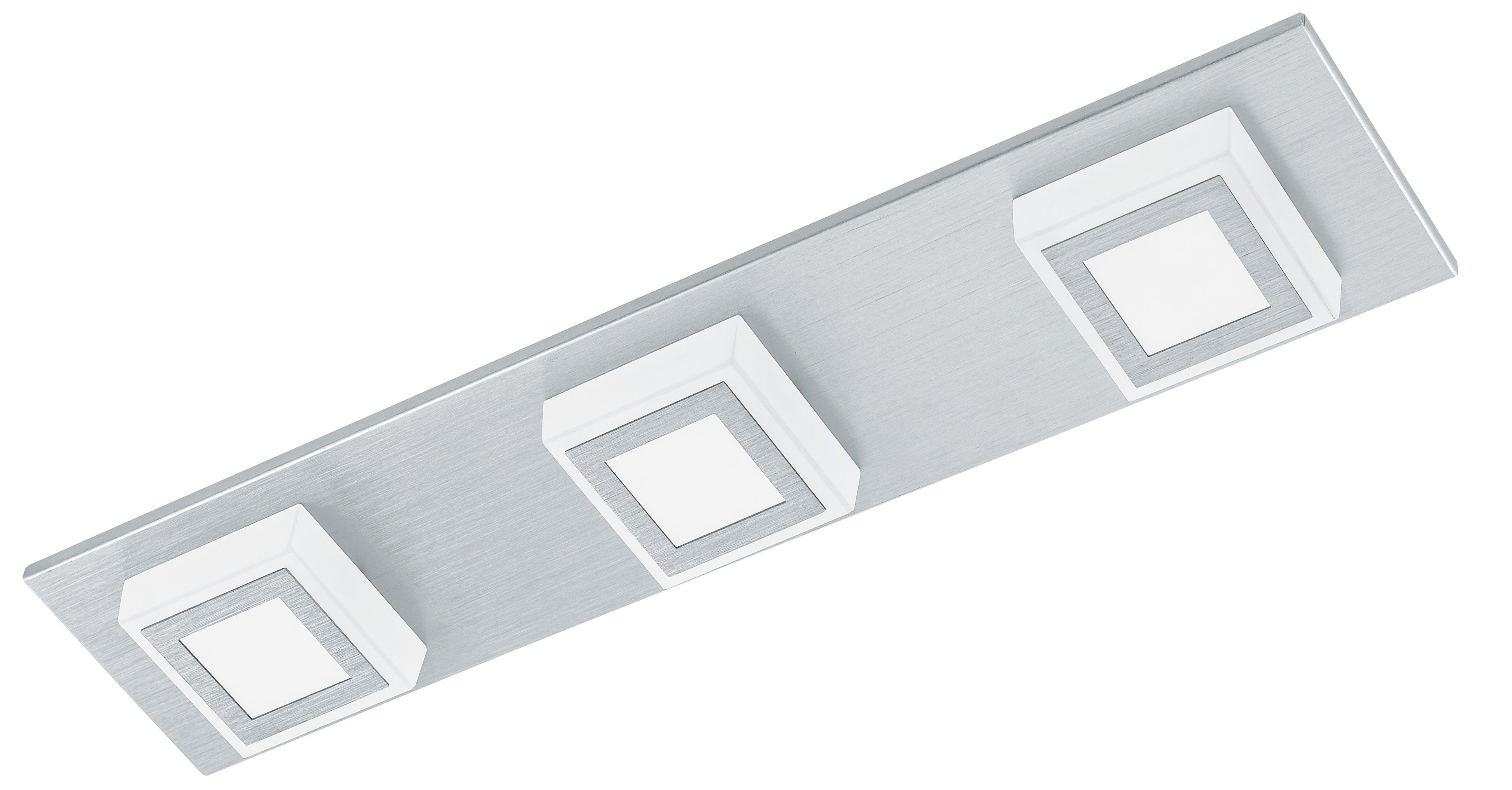 Eglo LED-Deckenleuchte, 3flg., »MASIANO«