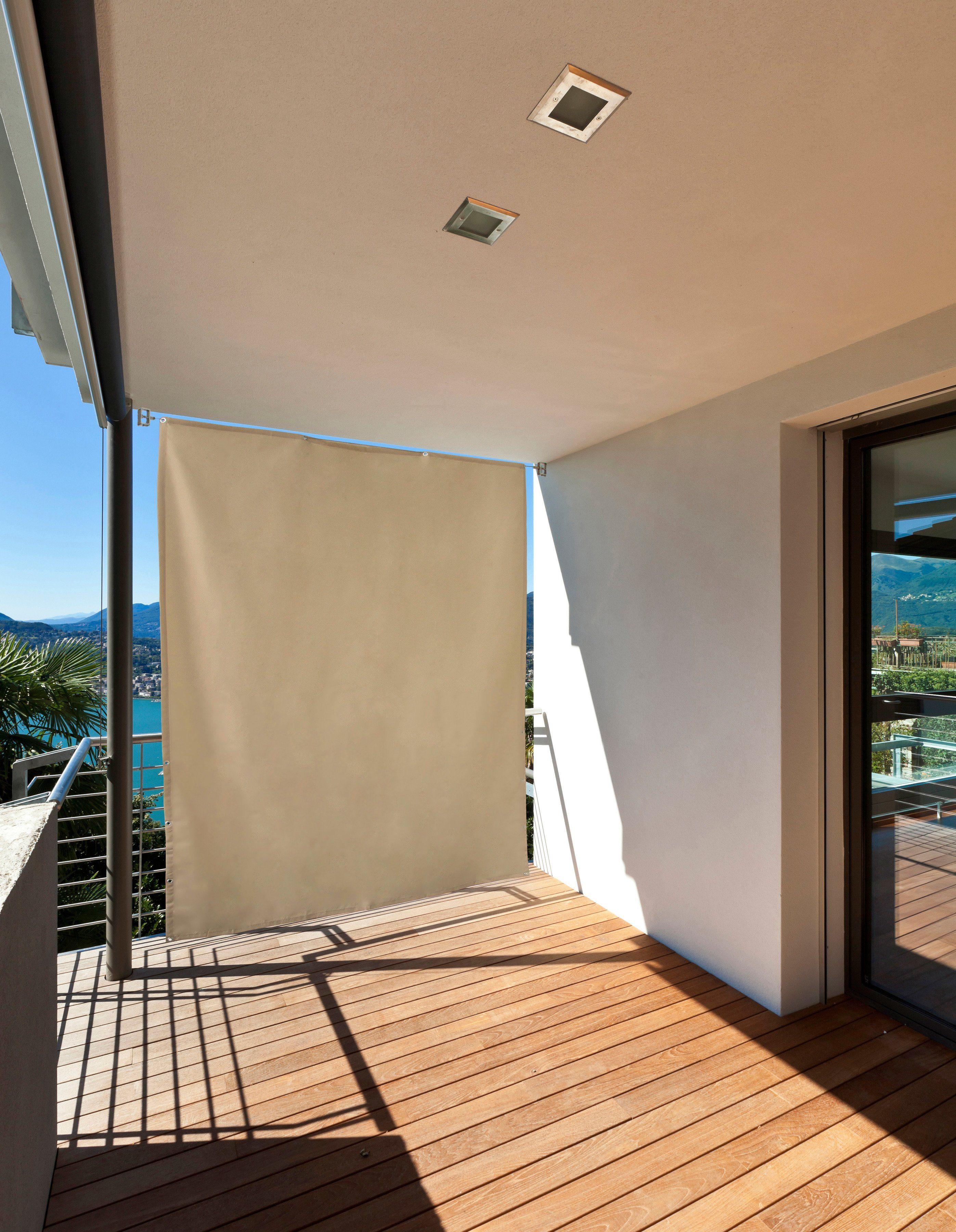 Balkonsichtschutz »Sicht- und Sonnenschutz«