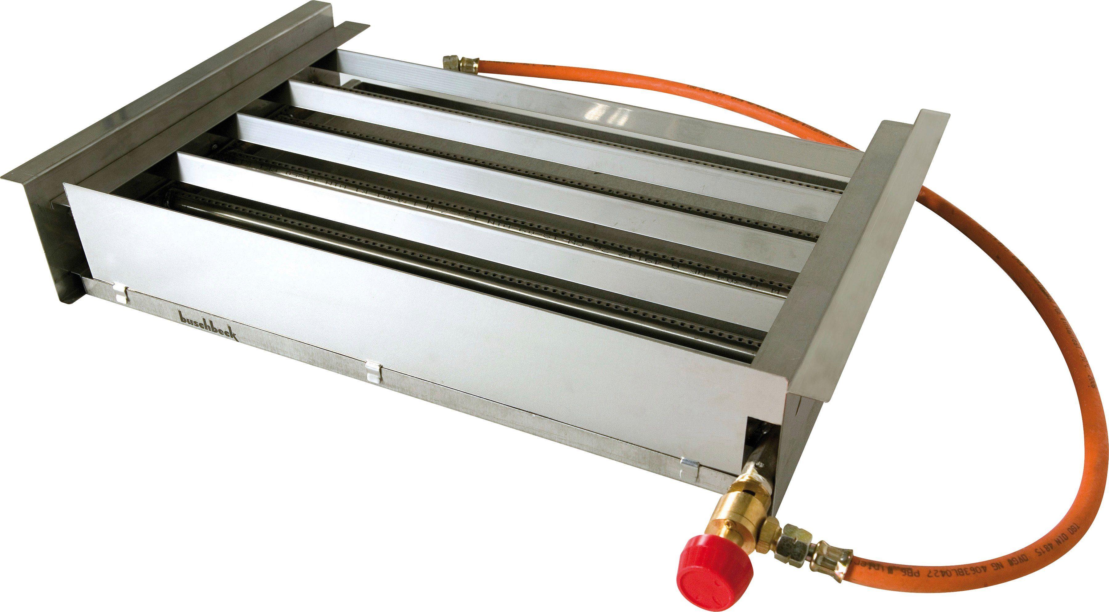 BUSCHBECK Grillzubehör »Gas-Grilleinsatz«, für Flüssiggas