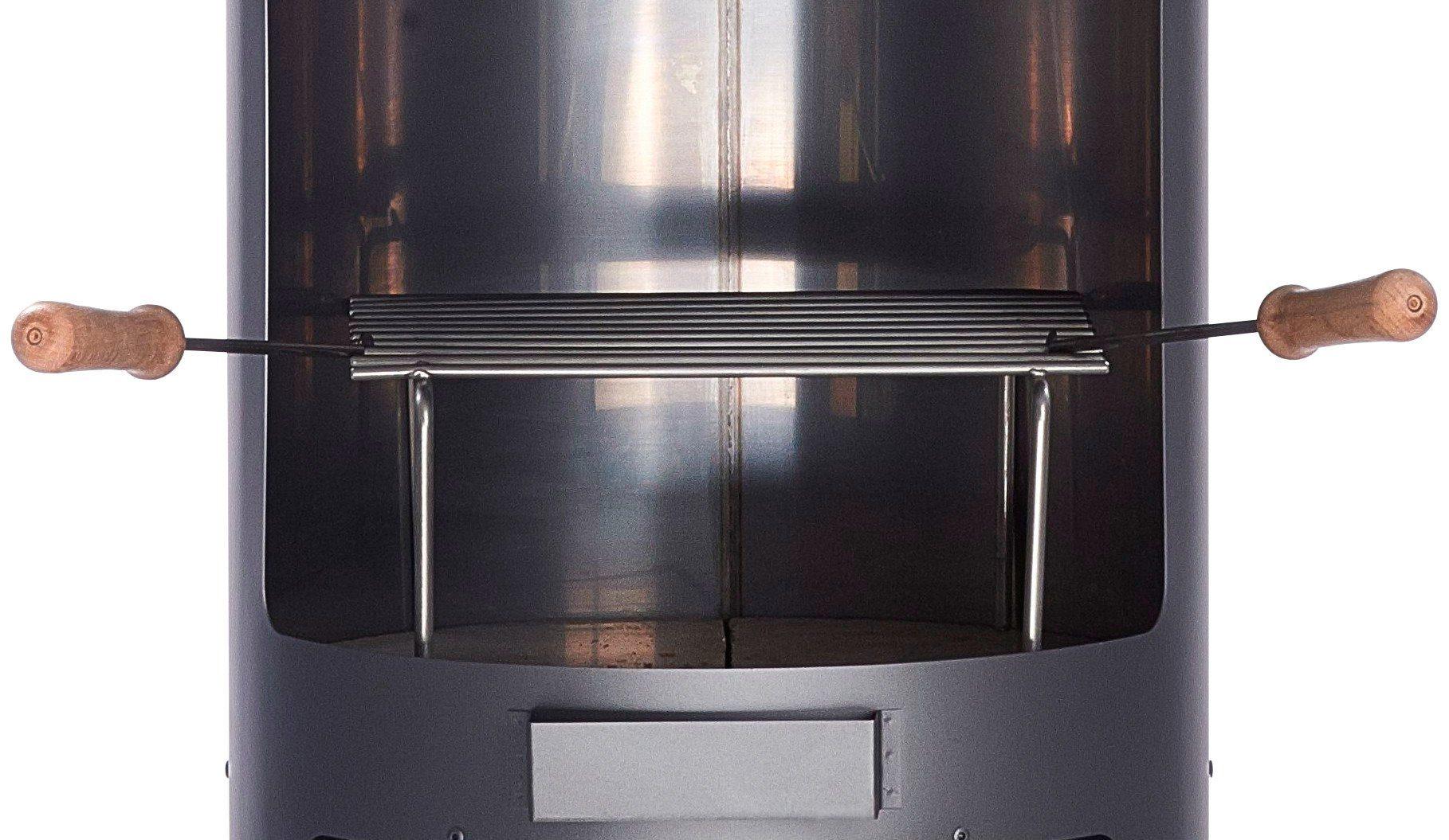 BUSCHBECK Grillrost »Nevada«, für Edelstahlofen »Nevada«, B/T/H: 30/32/15 cm