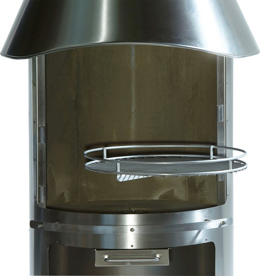 Grillrost für »Auckland« (Ø/H: 42/9 cm) in grau