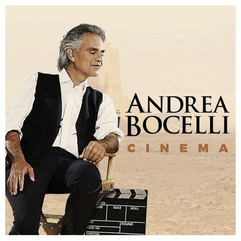 Audio CD »Andrea Bocelli: Cinema«