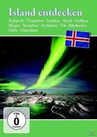 DVD »Island entdecken«