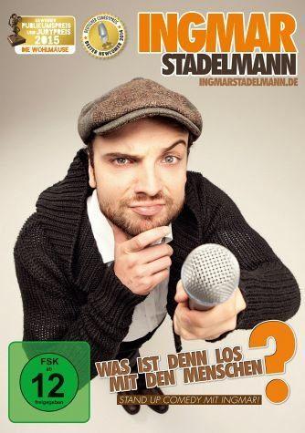 DVD »Ingmar Stadelmann - Was ist denn los mit den...«