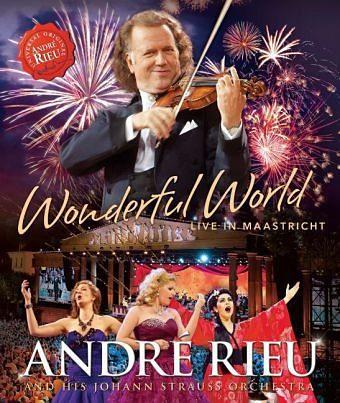 Blu-ray »André Rieu - Wonderful World«