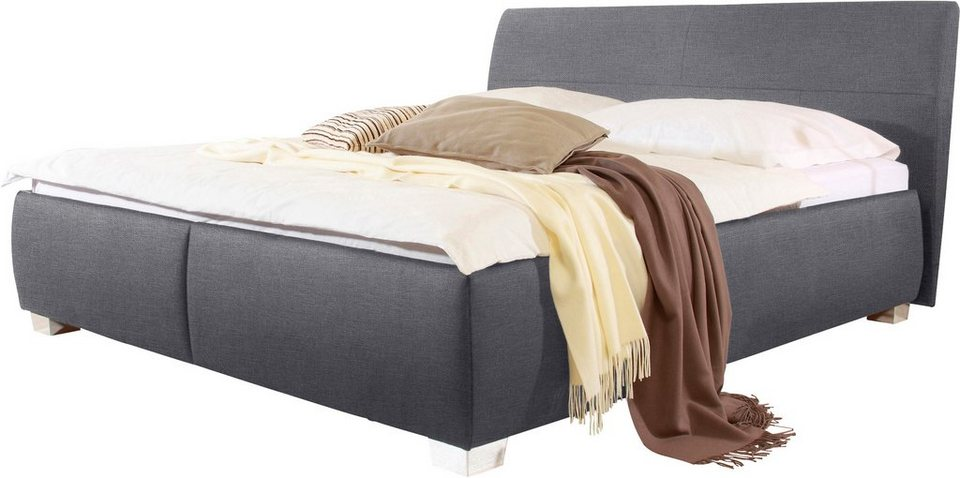 ada premium polsterbett tiana mit bettkasten inklusive. Black Bedroom Furniture Sets. Home Design Ideas