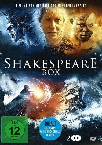 DVD »Shakespeare Box«