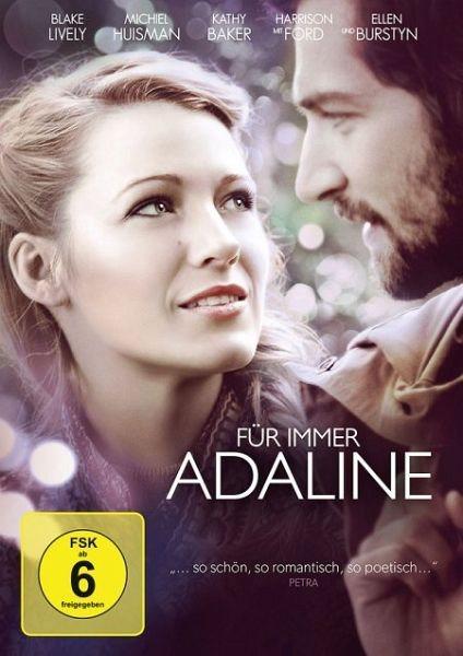 DVD »Für immer Adaline«