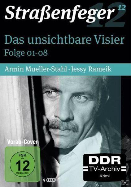 DVD »Das unsichtbare Visier, Folge 01-08 (4 Discs)«