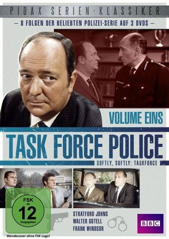 DVD »Task Force Police - Vol. 1 (3 Discs)«