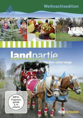 DVD »Landpartie: Im Norden unterwegs -...«