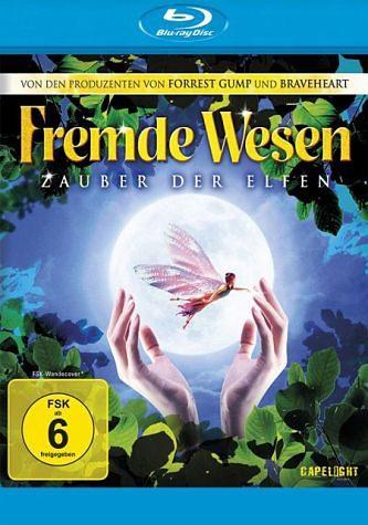 Blu-ray »Fremde Wesen - Zauber der Elfen«