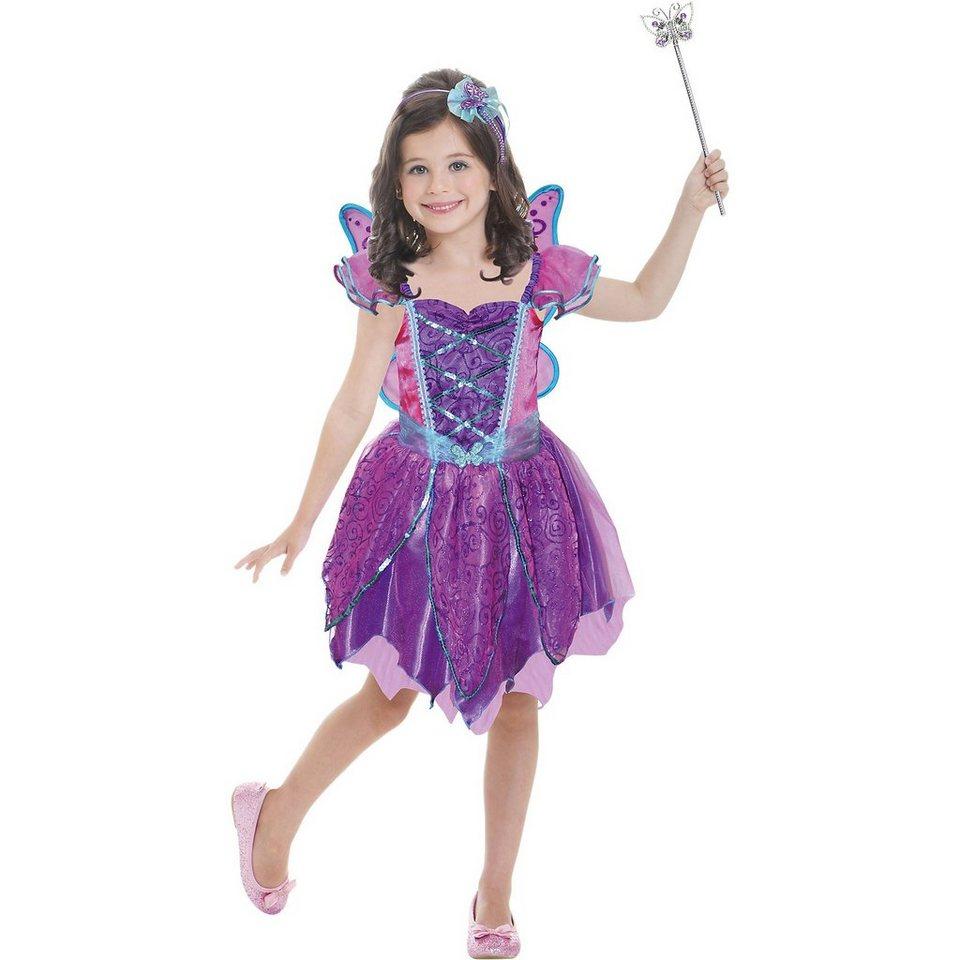 Riethmüller Kostüm Set: Hot Pink Fairy in Kostüm