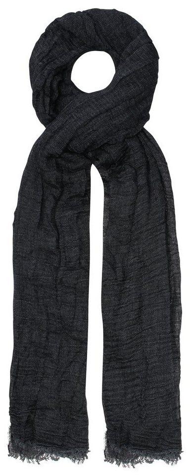 Highlight Company Schal in schwarz/antra
