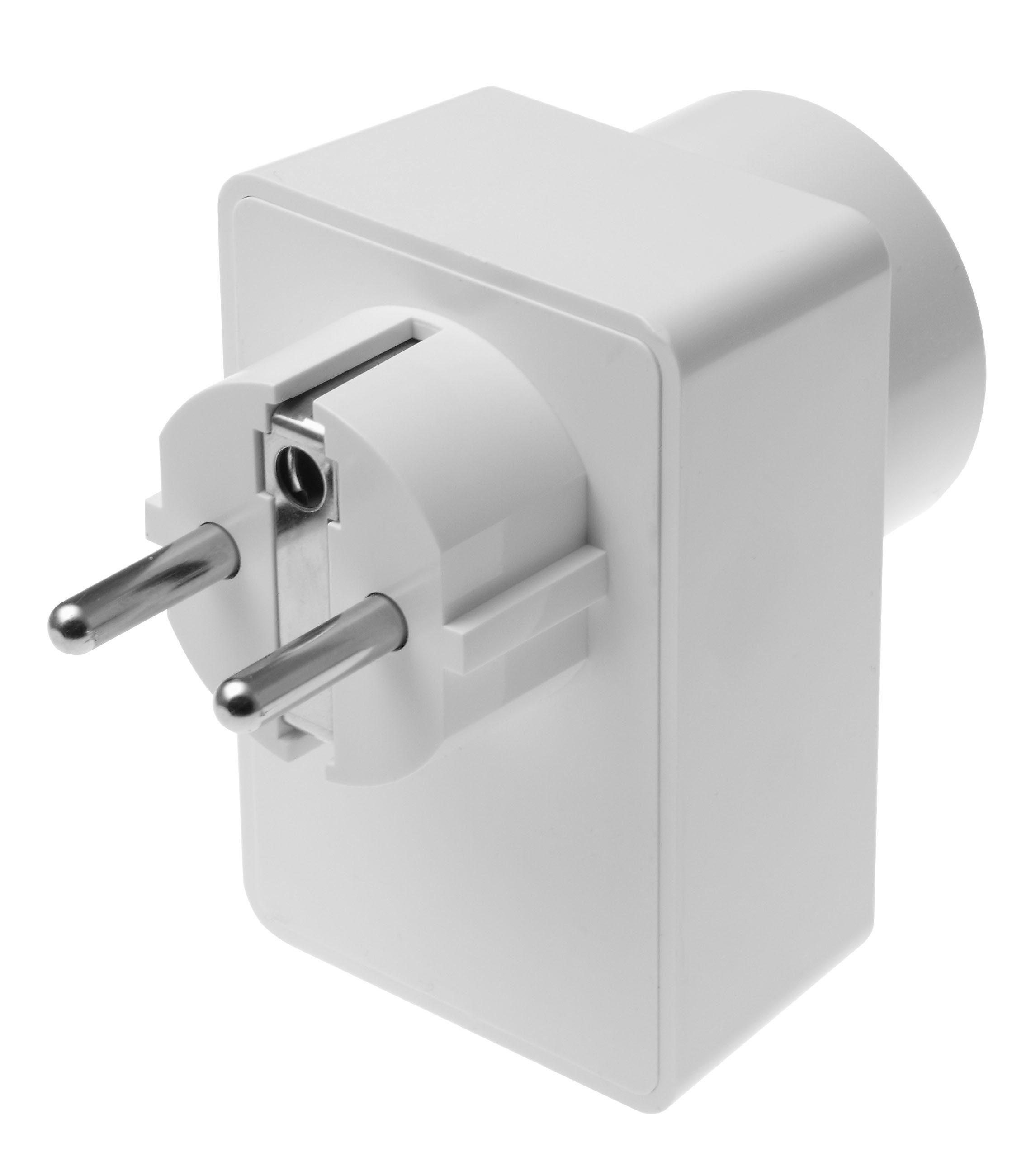 LUPUS Electronics Funksteckdose »mit Stromzähler und ZigBee Repeater«
