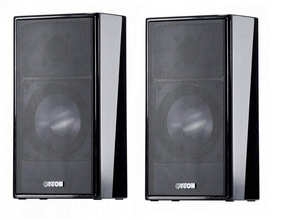 Canton (Paar) OnWall-Lautsprecher »CD 310« in schwarz