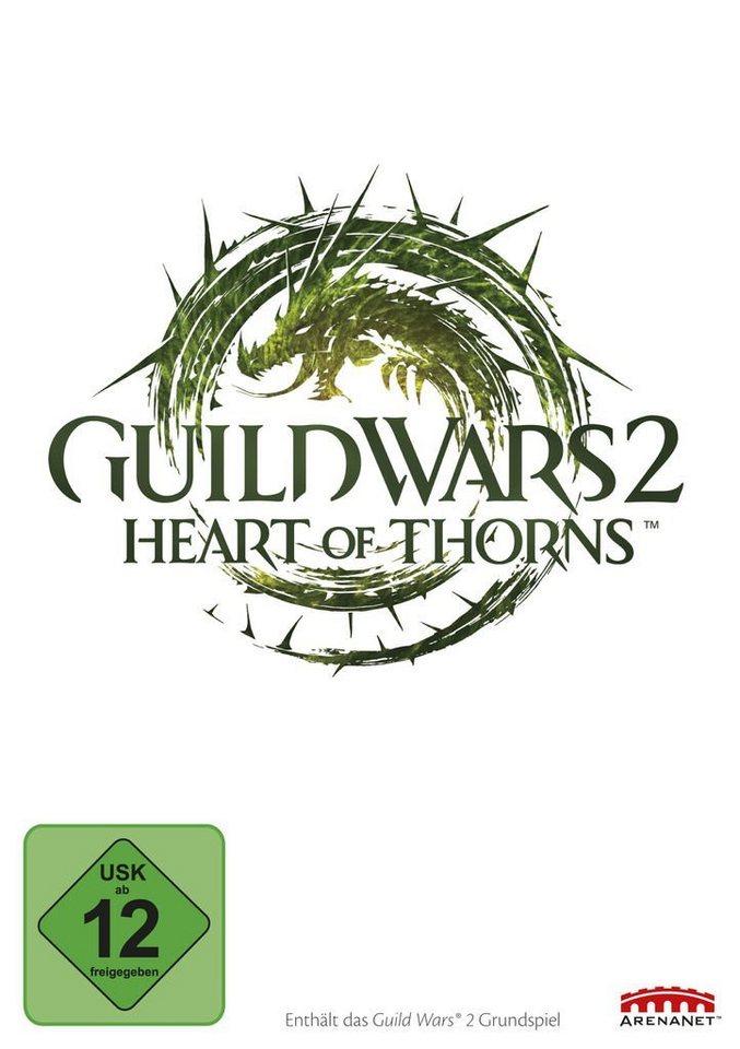 NCSoft PC - Spiel »Guild Wars 2 - Heart of Thorns«
