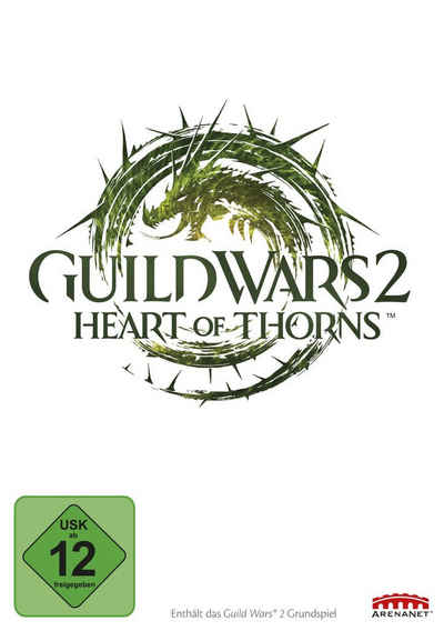 NCSoft PC - Spiel »Guild Wars 2 Heart of Thorns«