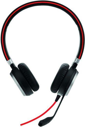 Jabra »Evolve 40 UC Duo« Headset