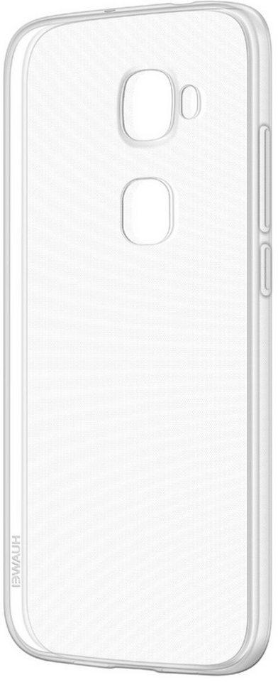 Huawei Handytasche »TPU Cover für G8« in Transparent