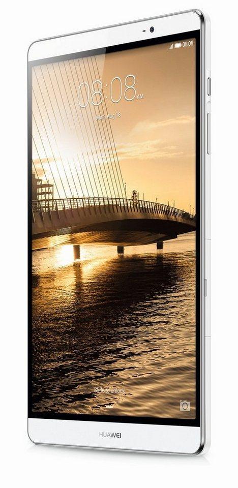 Huawei Tablet »MediaPad M2 (8.0, Wifi, 16GB)« in Silber