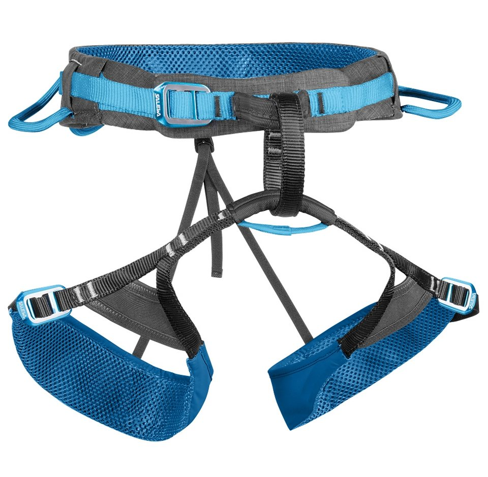 Salewa Klettergurt »Rock Harness Women XS/S« in blau