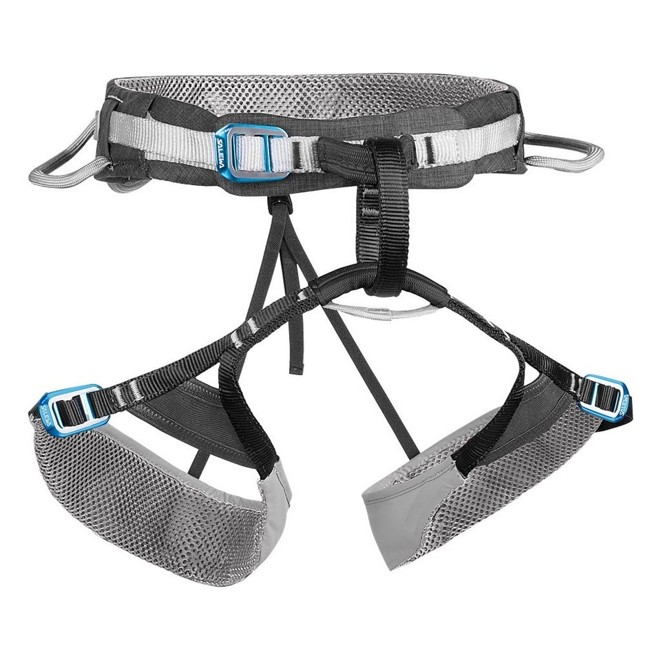 Salewa Klettergurt »Rock Harness Men M/L« in grau