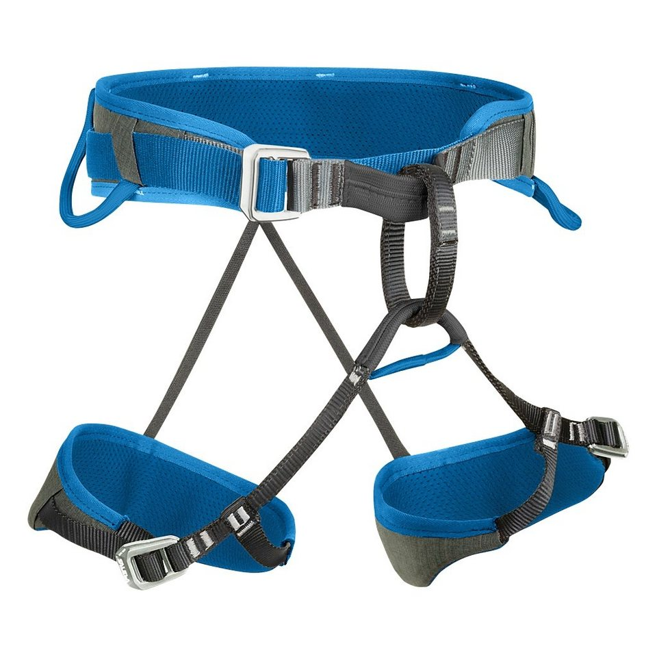 Salewa Klettergurt »Xplorer Harness L/XL« in blau