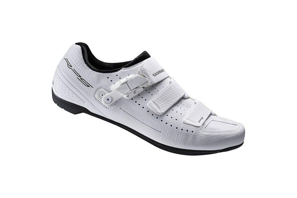 Shimano Fahrradschuhe »SH-RP5W Schuhe Unisex« in weiß
