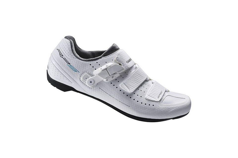 Shimano Fahrradschuh »SH-RP5W Schuhe Damen« in weiß
