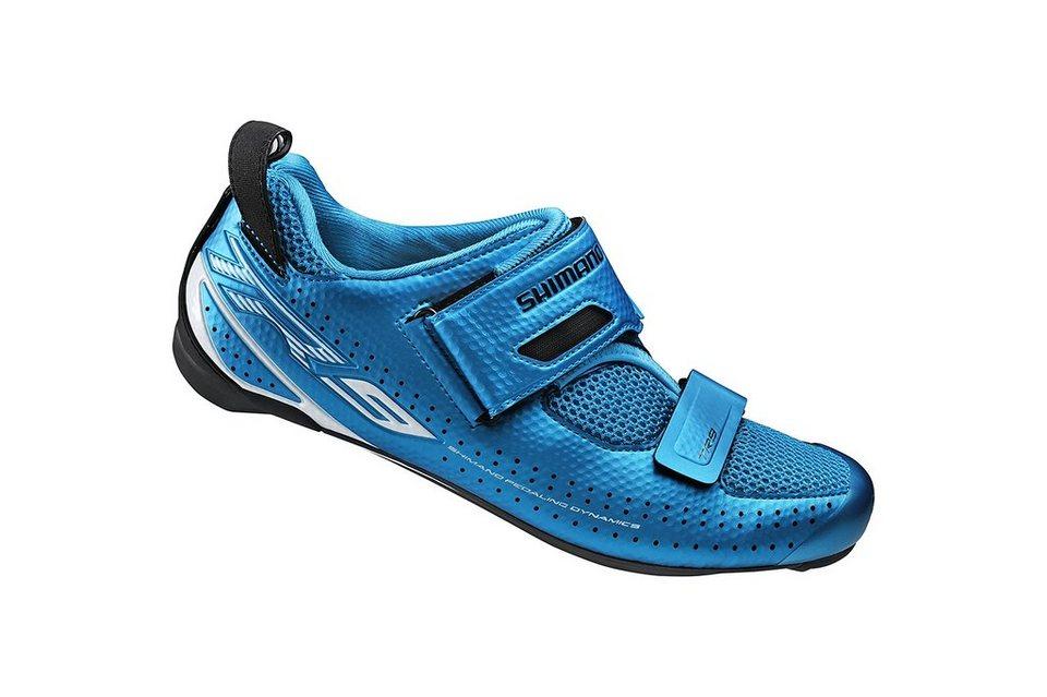 Shimano Fahrradschuhe »SH-TR9 Schuhe Unisex« in blau