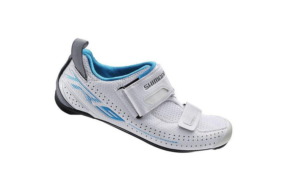 Shimano Fahrradschuh »SH-TR9 Schuhe Damen« in weiß