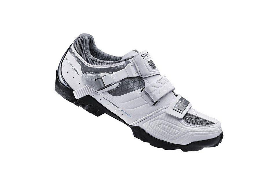 Shimano Fahrradschuh »SH-WM64W Schuhe Damen« in weiß