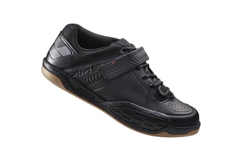 Shimano Fahrradschuhe »SH-AM5L Schuhe Unisex« in schwarz